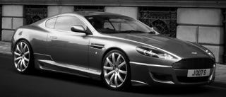 Illustration for article titled Aston Martin DB9S Package From Project Kahn