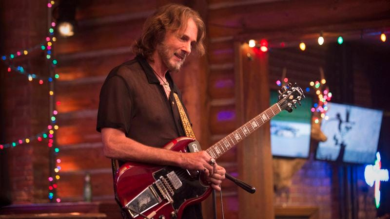 Rick Springfield in Ricki And The Flash (Photo Credit: Bob Vergara; Sony Pictures Entertainment)