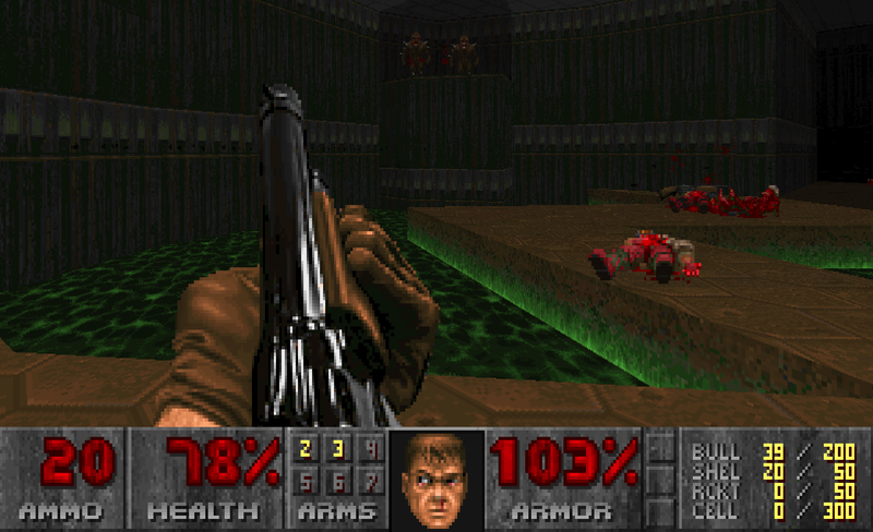 Illustration for article titled John Romero Releases First DOOM Level In 21 Years