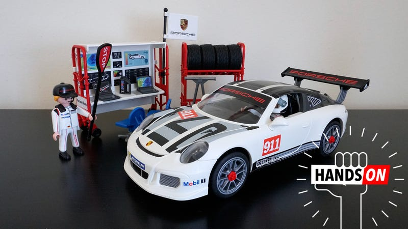 playmobil 39 s new porsche 911 gt3 cup will solve your mid life crisis for way less than 200 000. Black Bedroom Furniture Sets. Home Design Ideas