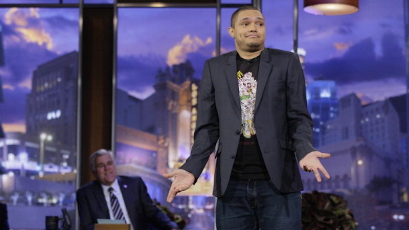 Illustration for article titled Women Are 'More Powerful' in Comedy, Argues Male Comedian Trevor Noah