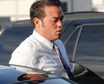 Illustration for article titled Jon Gosselin's Apartment Destroyed By Knife-Wielding Maniac Of Sorts