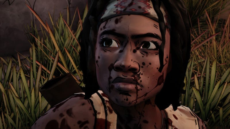Illustration for article titled The Walking Dead: MichonneAdds Depth to The Series' Toughest Character