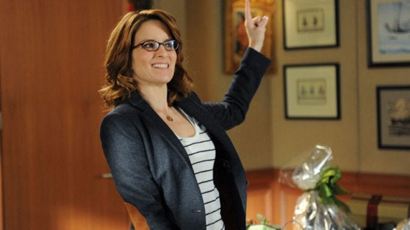 Illustration for article titled Tina Fey has another show in the works for NBC