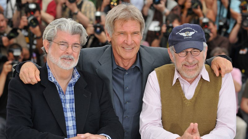 Illustration for article titled Indiana Jones 5is assembling a writers' room, no George Lucases allowed