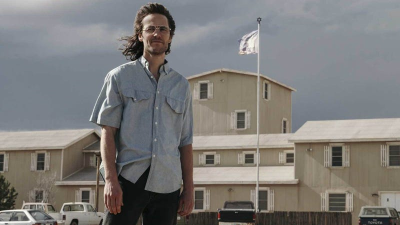 Taylor Kitsch as David Koresh (Photo: Paramount Network)