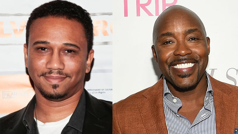 Aaron McGruder and Will Packer (Getty Images)