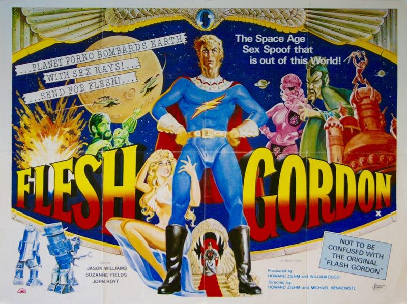 Illustration for article titled 21 carteles de la edad de oro del porno: cuando las películas X eran arte y se exhibían en los cines convencionales