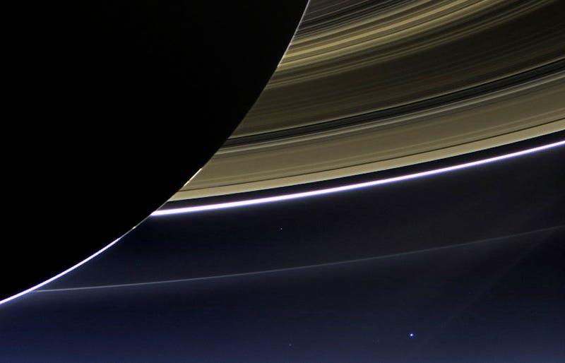 Illustration for article titled Una ilusión óptica nos ha hecho medir mal de los anillos de Saturno durante siglos