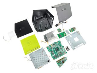 "Illustration for article titled Boxee Box is ""More Solid"" Than Logitech's Google TV Box and ""Rivals"" Apple TV, Says iFixit"