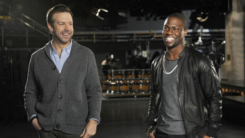 "Illustration for article titled Saturday Night Live: ""Kevin Hart/Macklemore & Ryan Lewis"""