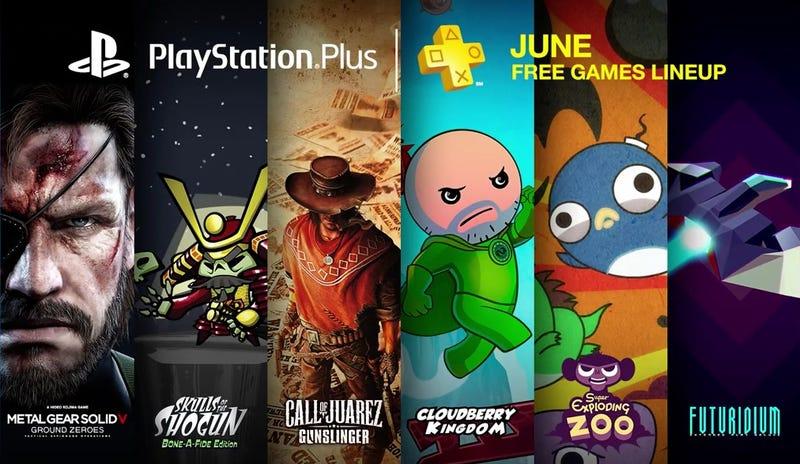 Illustration for article titled Estos son los juegos que Sony regala a los usuarios de PS Plus en junio