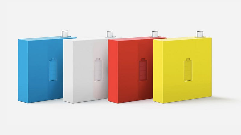 Illustration for article titled Nokia's New Portable Charger Is Oddly Irresistible
