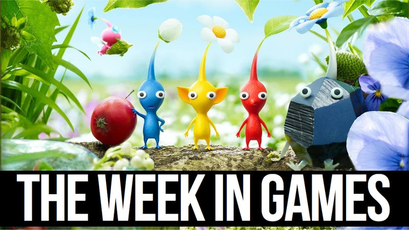 Illustration for article titled The Week in Games: Pik-Me-Up