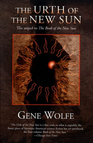 Illustration for article titled Gene Wolfe's Out of Print Classics Now Available as e-Books