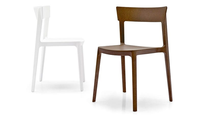 Beau In The Future, Stacking Chairs Will Be Made From Liquid Wood And Look  Fantastic