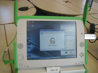 Illustration for article titled Windows XP On OLPC Gets Slowly Tested