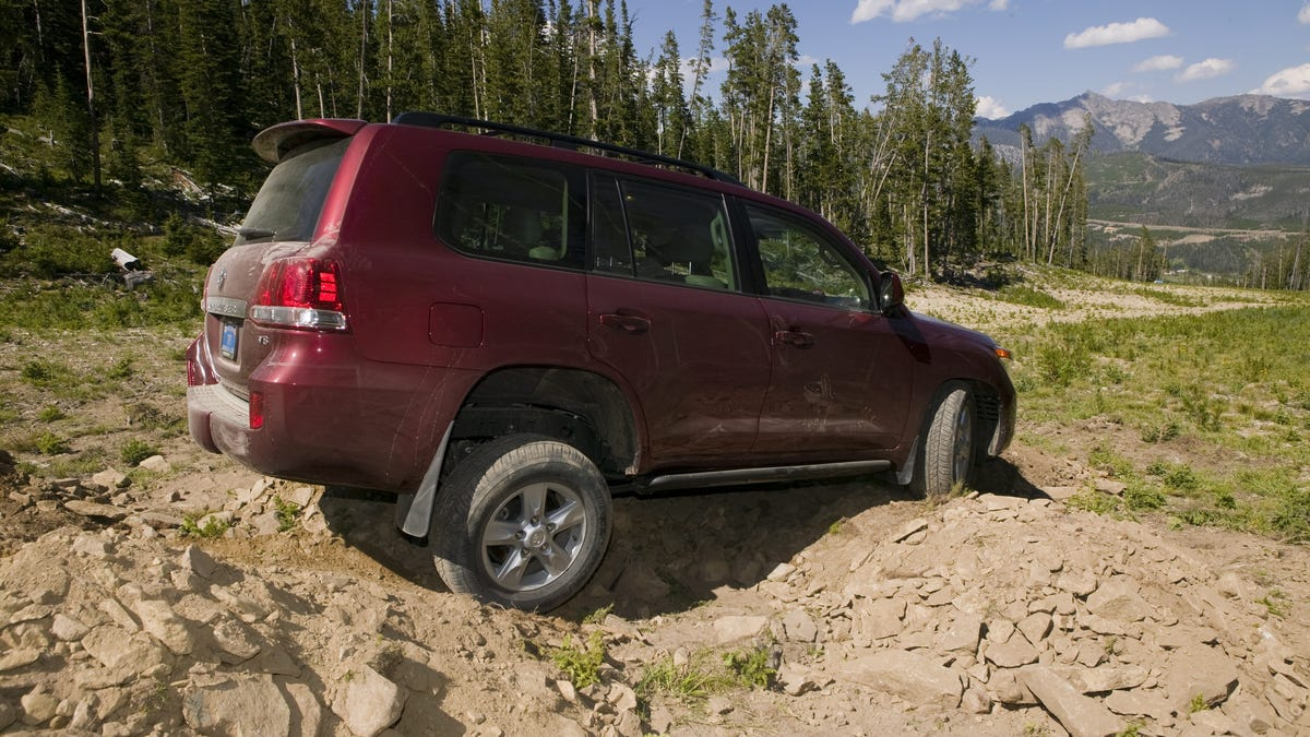 Why The Toyota Land Cruiser Is So Expensive