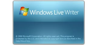 Illustration for article titled Windows Live Writer Tweaks, Tips, and Updates