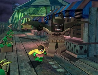 Illustration for article titled Lego Batman Coming To iPhone?