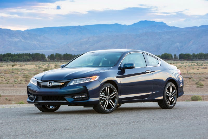 Illustration for article titled Introducing the 2016 Honda Civic Coupe
