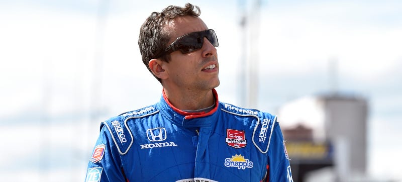 Illustration for article titled IndyCar's Justin Wilson In Coma After Nosecone Strike To Head [Updating]