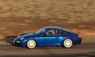Illustration for article titled 2009 Porsche 911 Revealed With Direct Injection, Dual-Clutch