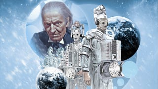 "Illustration for article titled Draft script for Doctor Who's ""The Tenth Planet"" has different ending"