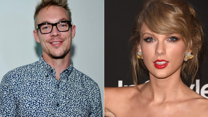 Illustration for article titled GQ: Let's Pretend Diplo Didn't Say This About Taylor Swift