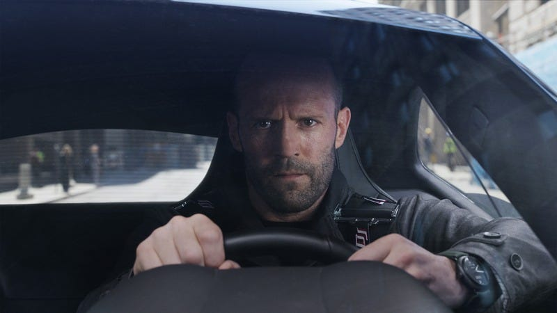The Fate Of The Furious (Photo: Universal)