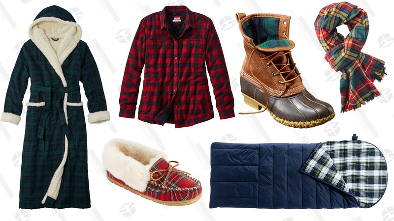 20% Off Flannel | L.L.Bean