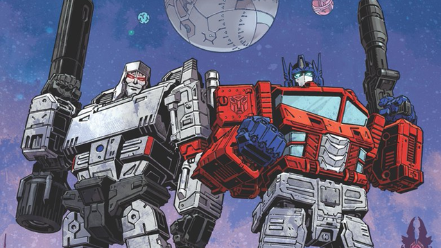 IDW s TransformersReboot Is Going Back to Where it All Began