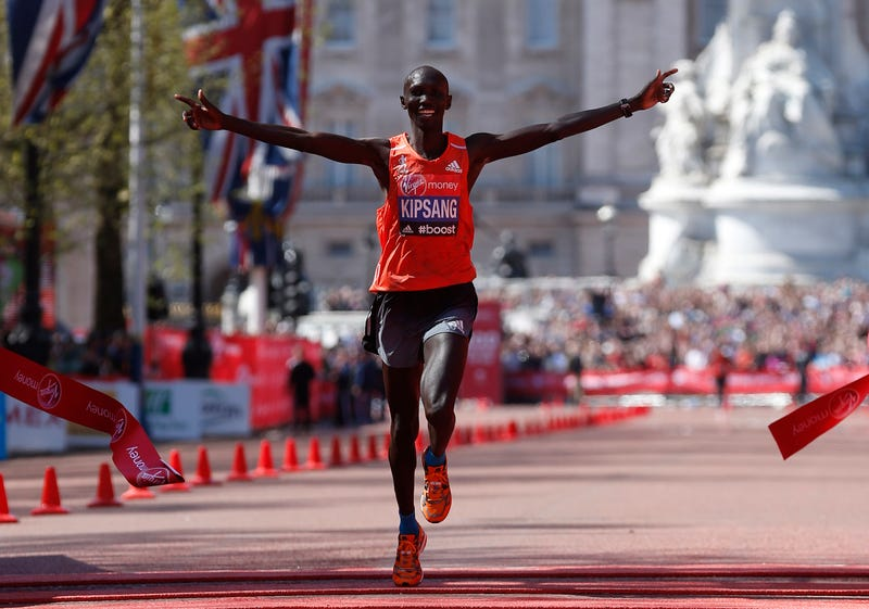 Illustration for article titled Wilson Kipsang Could Be $500K Richer For A Shit Run In London '13