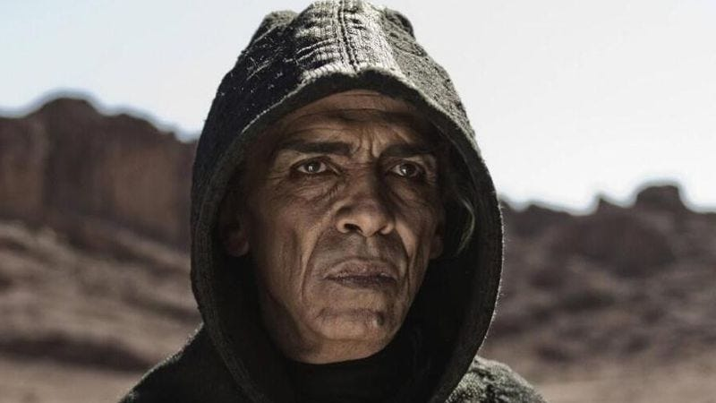Illustration for article titled The Bible producers expel Satan from their movie after he's linked to Obama