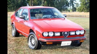 Illustration for article titled For $3,500, This 1977 Alfa Romeo Alfetta Project Could Seal Your Creds