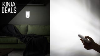 This Motion-Sensing Night Light Can Double as a Flashlight