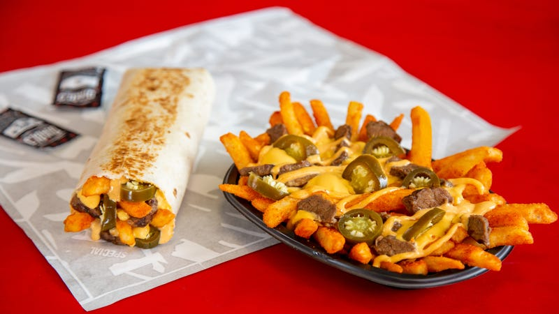Illustration for article titled Taco Bell's Rattlesnake Fries just might solve our loaded-fries dilemma