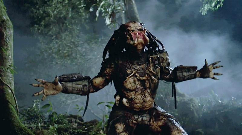 Junta y Predator, dos amigos inseparables