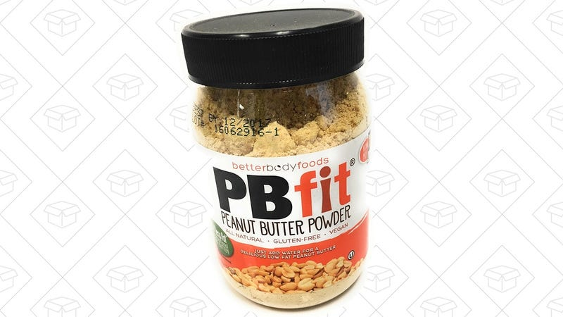 PBFit All-Natural Peanut Butter | $7 | Amazon | Clip the 20% coupon and use Subscribe & Save