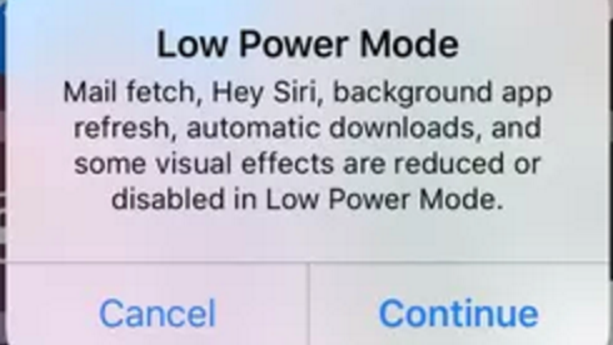 How to Maximize Your iPhone Battery Life With iOS 11