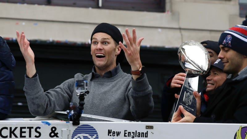 Tom Brady Plans On Playing Football Through His Mid-40's