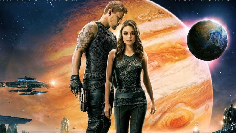 Illustration for article titled Chicago, see the Wachowskis' Jupiter Ascending early and for free