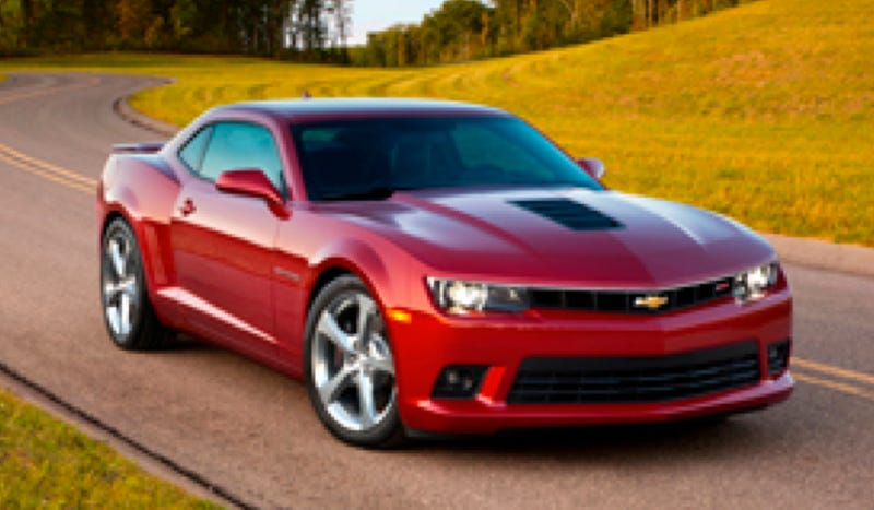 2014 Chevrolet Camaro SS: This Is It