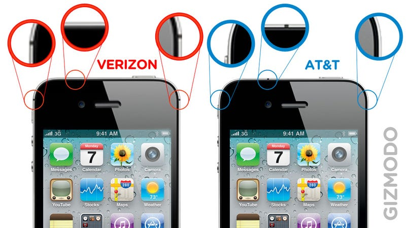 Illustration for article titled Did Verizon's iPhone Fix the Death Grip Issue?