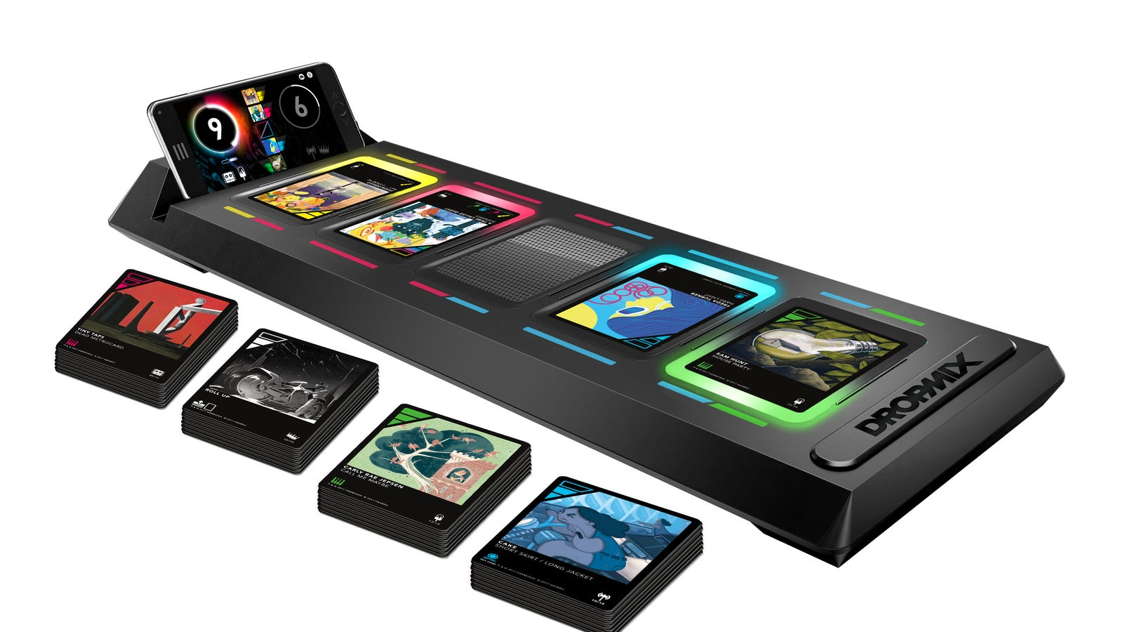 Hasbro And Harmonix Are Making A Music Card Game