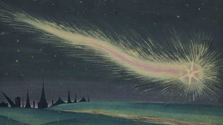 Illustration for article titled The Greatest Representations of Comets in the History of Art