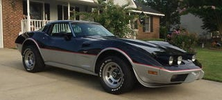 Illustration for article titled For $5,700, This 1978 Chevy Corvette Is Almost Ready To Party
