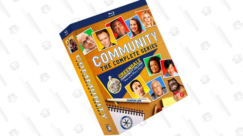 Community - The Complete Series - Blu-ray | $54 | Amazon
