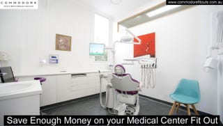 Illustration for article titled Save Enough Money on your Medical Center FitOut