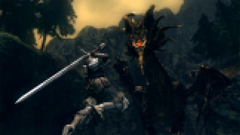 Illustration for article titled Dark Souls II's PC Port Will Be Better